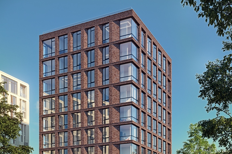Hutton Development приступил к реализации продаж клубного дома премиум-класса Maison Rouge