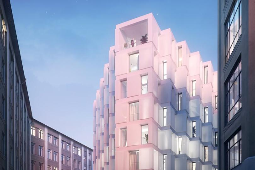 Hutton Development готовит к запуску премиальный проект в самом центре Москвы