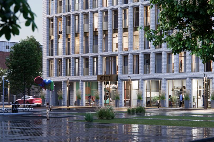 MITTE – новый клубный дом сапартаментами на Павелецкой. Скоро старт продаж!
